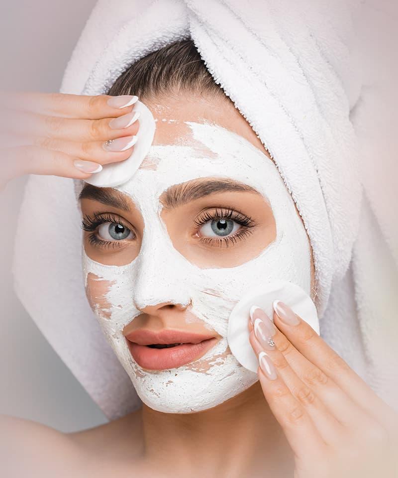Skin-Coaching -Hautpflege geht auch zu Hause- wir beraten Sie gerne!