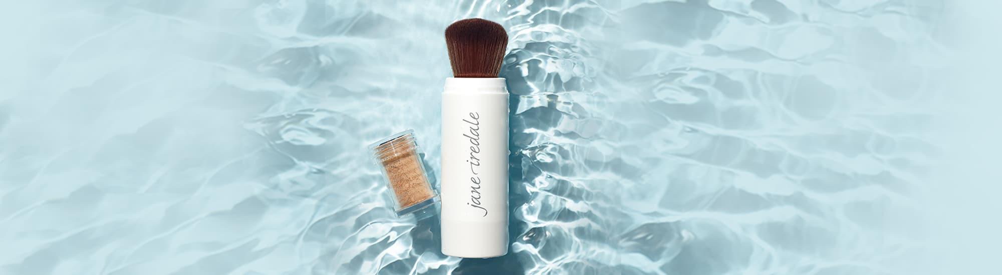 Gesundes Make up und Sonnenschutz von Jane Iredal - bei Claresco Cosmetic in Reichenbach